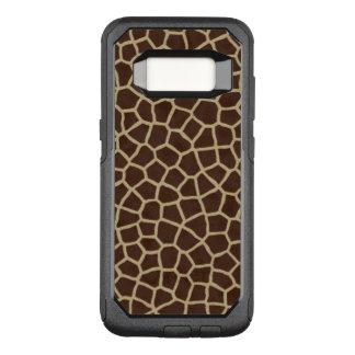 Giraffe Skin OtterBox Commuter Samsung Galaxy S8 Case