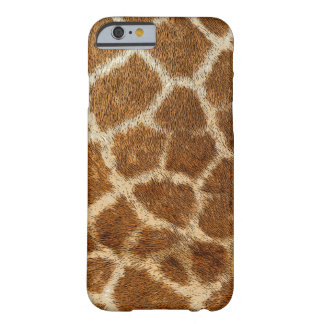 Giraffe Skin Pattern Barely There iPhone 6 Case