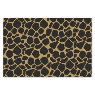 Giraffe Spot Animal Print Tissue Paper