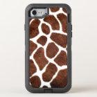 Giraffe spots OtterBox defender iPhone 8/7 case
