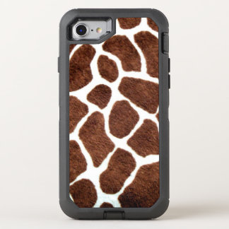 Giraffe spots OtterBox defender iPhone 8/7 case