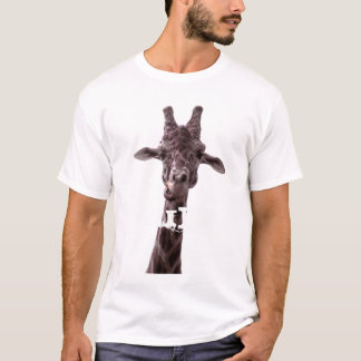 Giraffe, 'SUP? T-Shirt