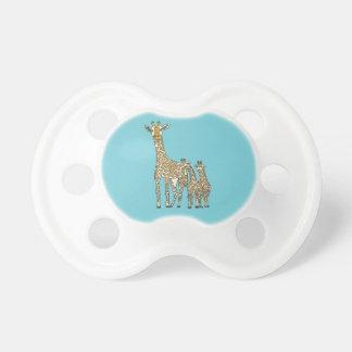 Giraffe Twin Pacifier