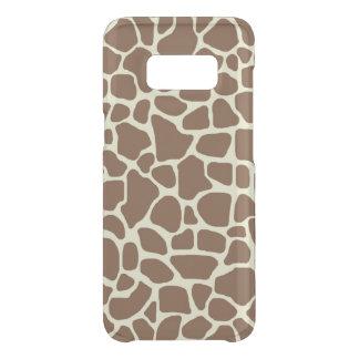 Giraffe Uncommon Samsung Galaxy S8 Case