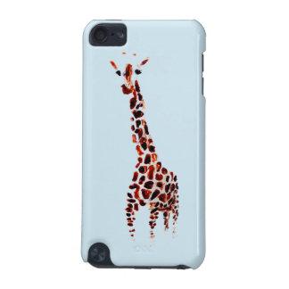 Giraffe Wildlife Art iPod Touch (5th Generation) Cases