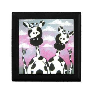 Giraffees Two Zazzle Gift Box