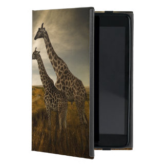 Giraffes and The Landscape Cases For iPad Mini