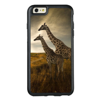 Giraffes and The Landscape OtterBox iPhone 6/6s Plus Case