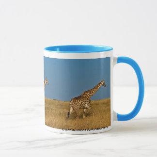Giraffes at Etosha NP Mug