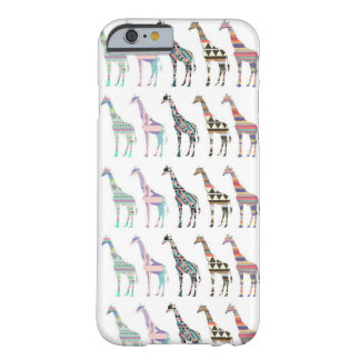 Giraffes Barely There iPhone 6 Case