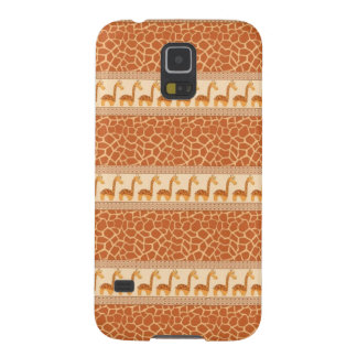 Giraffes Case For Galaxy S5