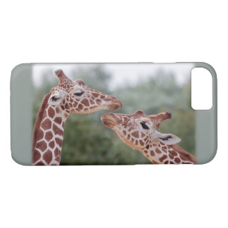 Giraffes in Love iPhone 8/7 Case