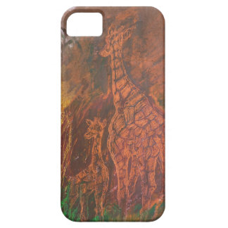 Giraffes. iPhone 5 Cover