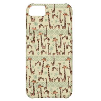 Giraffes iPhone 5C Cases