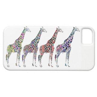 Giraffes Iphone case