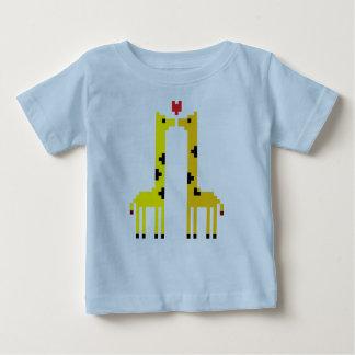 Giraffes love baby T-Shirt