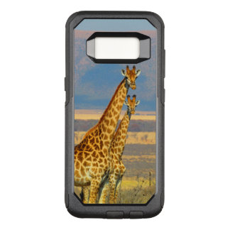 Giraffes OtterBox Commuter Samsung Galaxy S8 Case