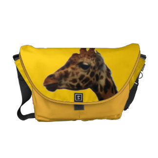 giraffes Rickshaw Messnger Bag Courier Bag