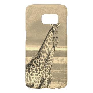 Giraffes Samsung Galaxy S7 Case