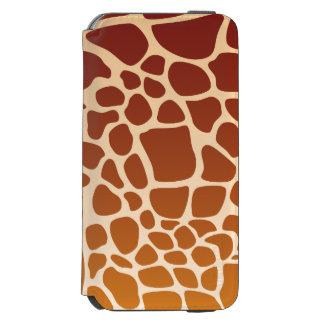 Giraffes Wallet Incipio Watson™ iPhone 6 Wallet Case