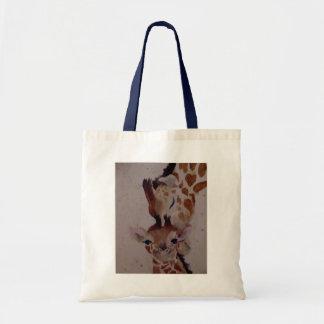 GiraffesLoveTote Tote Bag