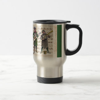 Giraffier/Mandolin~Patachon/Trombone-Rosinni S/M Travel Mug