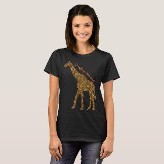 Giraffing Around T-Shirt