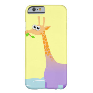 Giraffopotamus iPhone 6 case Barely There iPhone 6 Case