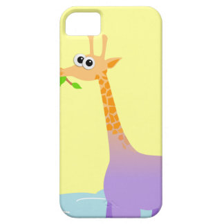 Giraffopotamus iPhone Case