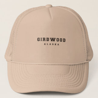 Girdwood Alaska Trucker Hat