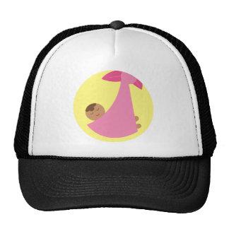 girl7 trucker hat