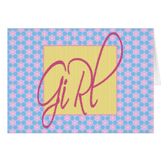 Girl 01 cards