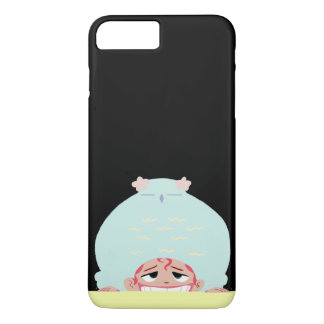 girl-aha iPhone 8 plus/7 plus case