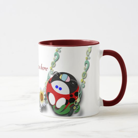 Girl and Boy Mug