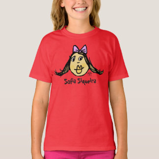Girl and laçarote of ribbon… Who resists? T-Shirt