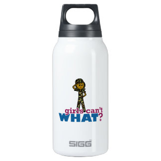 Girl Army Recruit SIGG Thermo 0.3L Insulated Bottle