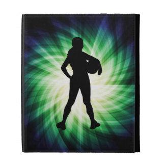 Girl Athlete; Cool iPad Folio Case