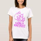 GIRL BOAR HUNTING T-Shirt
