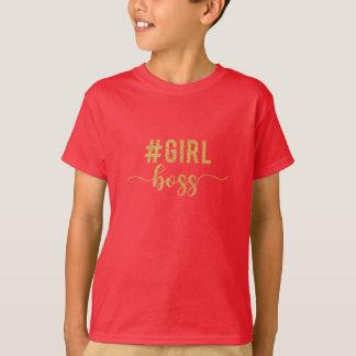 girl boss gold T-Shirt