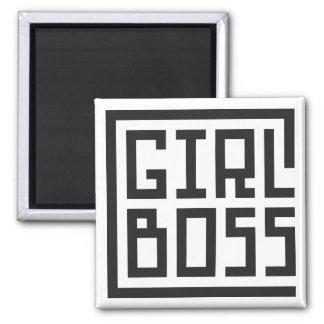 girl boss magnet