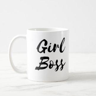 Girl Boss Mug