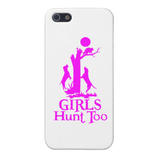 GIRL COON HUNTING CASE FOR iPhone 5/5S
