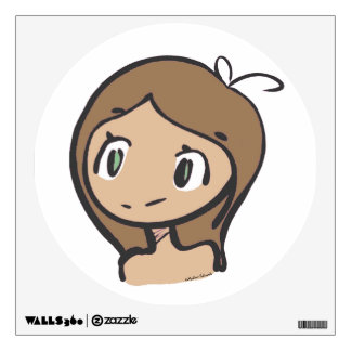 Girl Emoji - Hopeful Decal