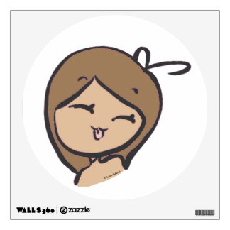 Girl Emoji - Sweet Decal