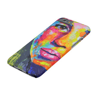 Girl face barely there iPhone 6 case