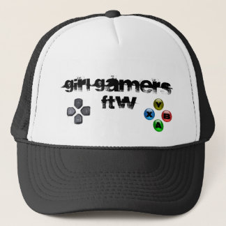Girl Gamer FTW Hat