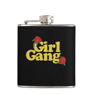 Girl Gang Hip Flask