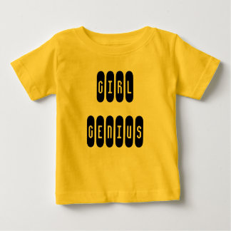 Girl Genius Baby T-Shirt