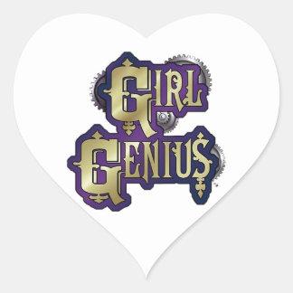 Girl Genius Stickers