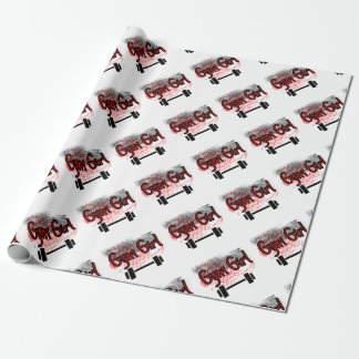 Girl Girl Wrapping Paper